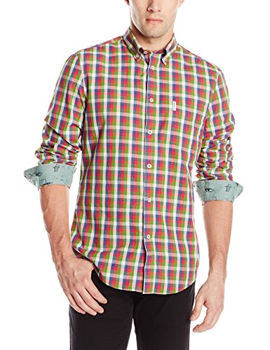 Ben-Sherman-Mens-Long-Sleeve-Space-Effects-0